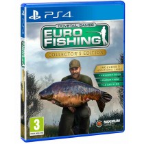 Euro Fishing - Collectors Edition [PS4]