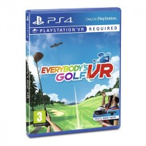 Everybodys Golf VR [PS4]