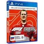 F1 2020 - Deluxe Schumacher Edition [PS4]