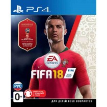 FIFA 18 World Cup Edition [PS4]