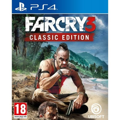 Far Cry 3 - Classic Edition [PS4, русская версия]