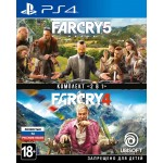 Far Cry 4 + Far Cry 5 [PS4]