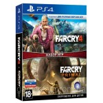 Комплект Far Cry 4   Far Cry Primal [PS4]