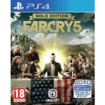 Far Cry 5 - Gold Edition [PS4]