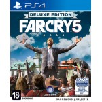 Far Cry 5 Deluxe Edition [PS4]