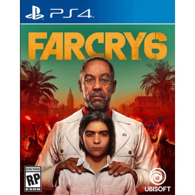 Far Cry 6 [PS4, русская версия]