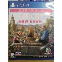 Far Cry New Dawn - Superbloom Edition [PS4]
