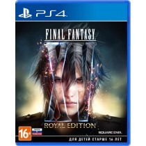 Final Fantasy XV - Royal Edition [PS4]