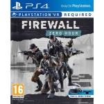 Firewall Zero Hour [PS4 VR]