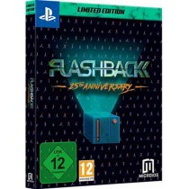 Flashback 25th Anniversary - Collectors Edition [PS4]