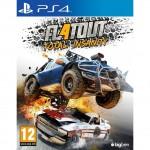 FlatOut 4 Total Insanity [PS4]
