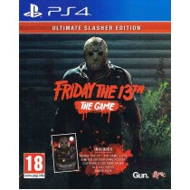 Friday The 13th The Game - Ultimate Slasher Edition [PS4]