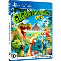 Gigantosaurus The Game [PS4]