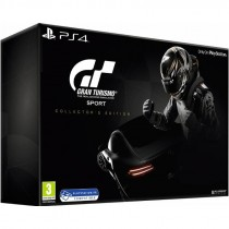 Gran Turismo Sport Collectors Edition [PS4]