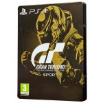 Gran Turismo Sport Steelbook Edition [PS4]
