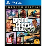 Grand Theft Auto V (GTA 5) - Premium Edition [PS4]