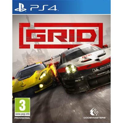 Grid - Издание первого дня [PS4, английская версия]