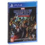 Marvels Guardians of the Galaxy Telltales Games [PS4]