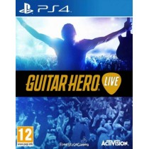 Guitar Hero Live [PS4]