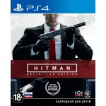 HITMAN - Definitive Edition [PS4]