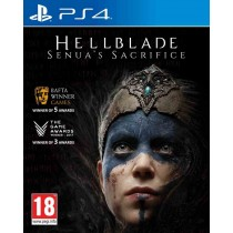 Hellblade Senuas Sacrifice - Retail Edition [PS4]