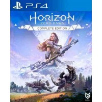 Horizon Zero Dawn - Complete Edition [PS4, английская версия]