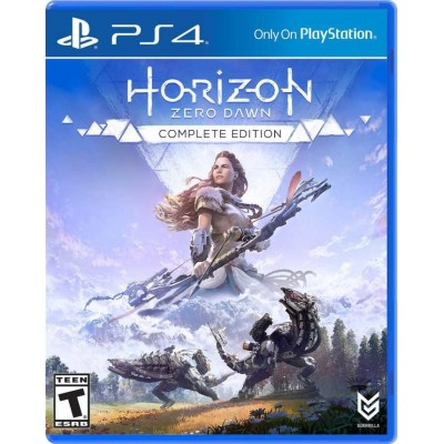 Horizon Zero Dawn - Complete Edition [PS4, русская версия]