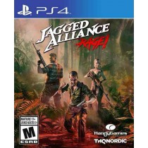 Jagged Alliance Rage! [PS4]