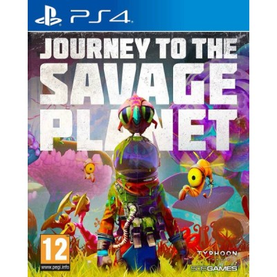 Journey to the Savage Planet [PS4, русские субтитры]