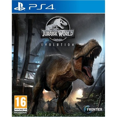 Jurassic World Evolution [PS4, русская версия]