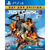 Just Cause 3 Day 1 Edition [PS4]