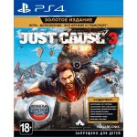 Just Cause 3 Gold [PS4]