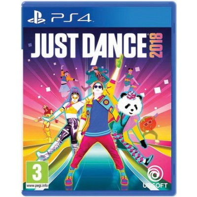 Just Dance 2018 [PS4, русская версия]