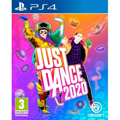 Just Dance 2020 [PS4, русская версия]