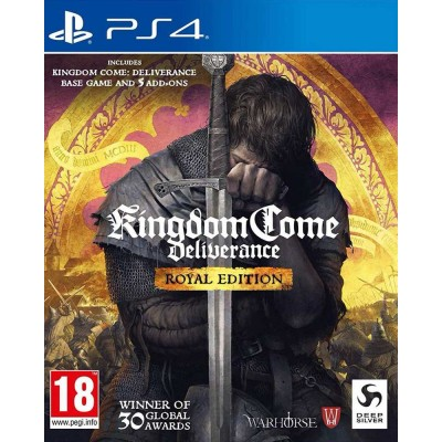 Kingdom Come Deliverance - Royal Edition [PS4, русские субтитры]