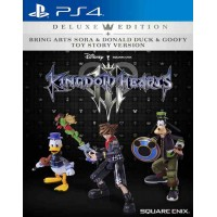 Kingdom Hearts 3 Deluxe Edition [PS4]