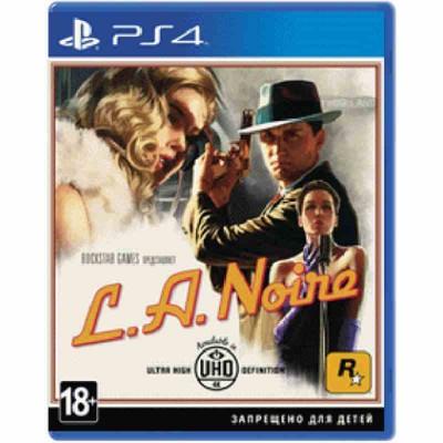 L.A.Noire [PS4, русские субтитры]