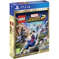 LEGO Marvel Super Heroes 2 - Deluxe Edition [PS4]