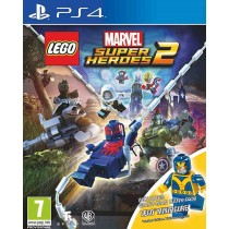 LEGO Marvel Super Heroes 2 - Minifigure Edition [PS4]