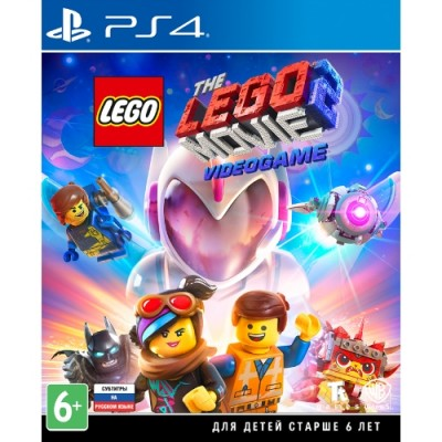 LEGO Movie 2 Videogame [PS4, русская версия]