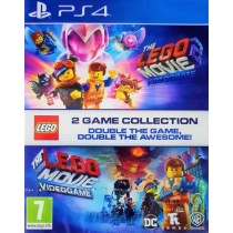 LEGO Movie Videogame + LEGO Movie 2 Videogame [PS4]
