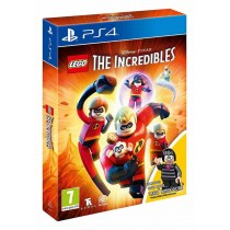 LEGO The Incredibles (Суперсемейка) - Minifigure Edition [PS4]