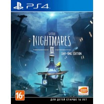 Little Nightmares II [PS4]