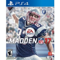 Madden NFL 17 [PS4]