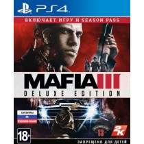 Mafia 3 Deluxe Edition [PS4]