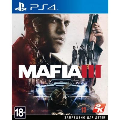 Mafia 3 [PS4, русские субтитры]