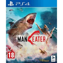 Maneater [PS4]