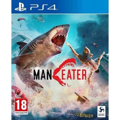 Maneater [PS4, русская версия]