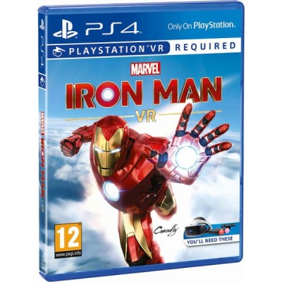 Marvels Iron Man VR [PS4 VR]