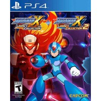 Mega Man X Legacy Collection 1 + 2 [PS4]